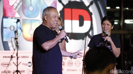 Menteri Basuki Hadimuljono dan Gilang Ramadhan Berbagi Ilmu di Kumpul ID