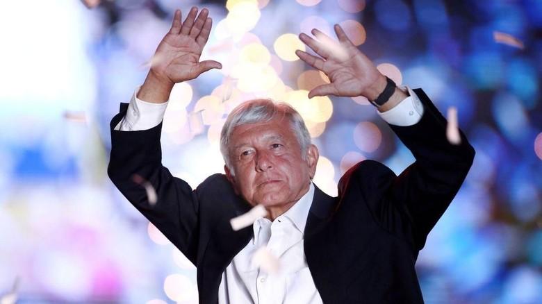 Pemilu Meksiko, 3 Capres Akan Bertarung Gantikan Presiden Nieto