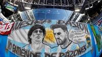Harus Diakui, Messi Memang Lebih Oke Ketimbang Maradona