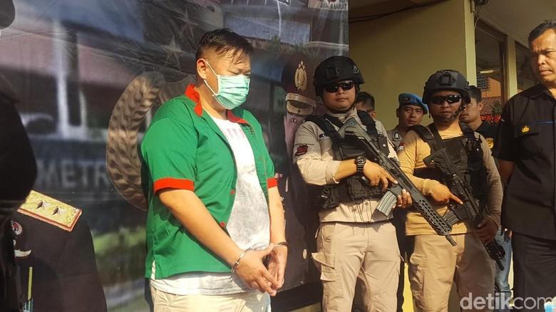 Reza Bukan Ditahan Polisi Terkait Sabu