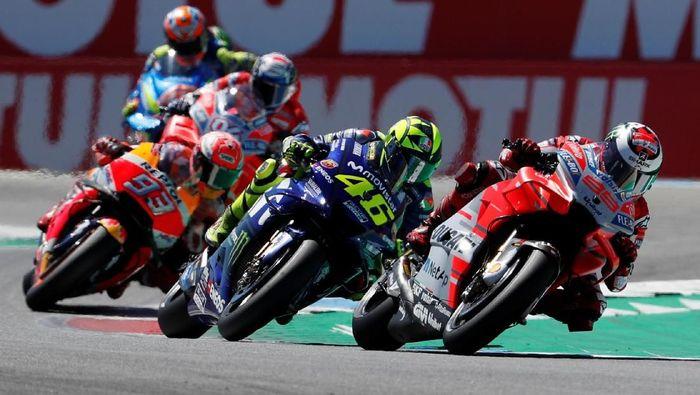 MotoGP Belanda akan digeber di Sirkuit Assen, Minggu (30/6/2019). (Foto: REUTERS/Yves Herman)