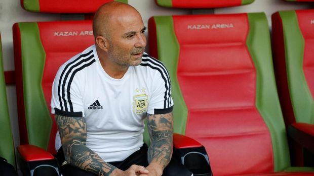 Jorge Sampaoli tak pernah benar-benar menemukan racikan sempurna untuk timnas Argentina.