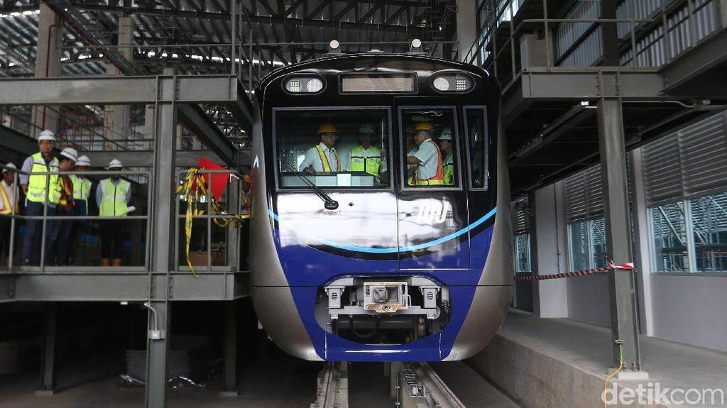 MRT Jakarta Fase I Hampir Selesai, Kapan Mulai Fase II?