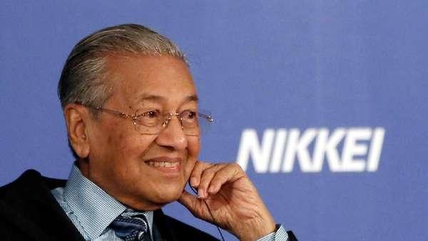 Mahathir Tegaskan Tak Ada Intervensi Politik dalam Kasus Najib
