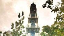 Kembaran Menara Eiffel di Gorontalo