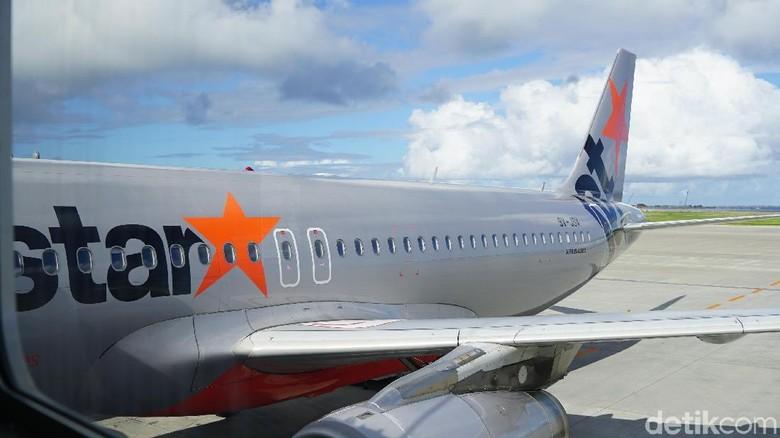 JetStar Jakarta-Okinawa