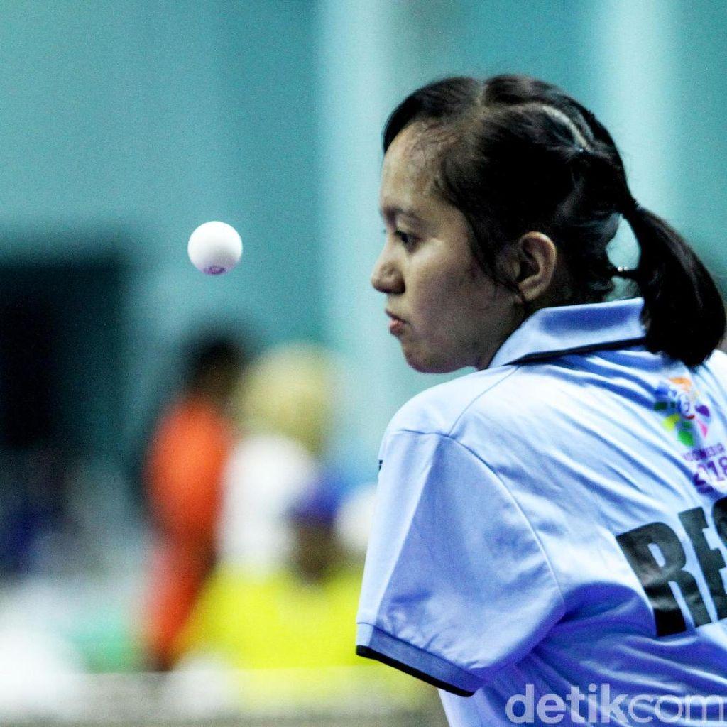 Tenis Meja Matangkan Teknik untuk Kalahkan China di Asian Para Games