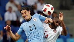 Usai Laga Ketat, Uruguay Singkirkan Portugal