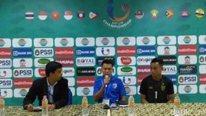 Piala AFF U-19: Thailand Cukur Singapura 6-0