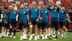 Jadwal Piala Dunia 2018 Hari Ini: Spanyol vs Rusia, Kroasia vs Denmark