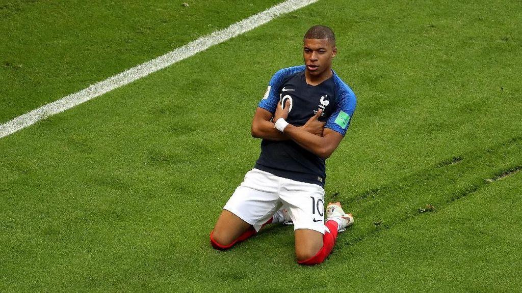 Tunjukkan Lagi Aksimu, Kylian Donatello Mbappe!
