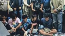 Foto: Ini Tampang 5 Pelempar Batu Sebesar Helm ke Tol Tangerang