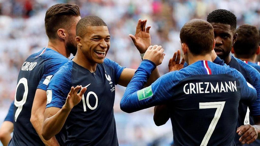 Tontowi/Liliyana Prediksikan Prancis Juara Piala Dunia 2018