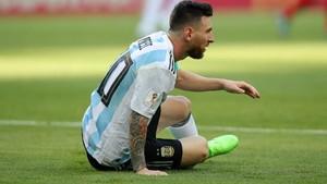 Messi Pensiun Sementara dari Timnas Argentina