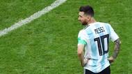 Kembalilah Messi...