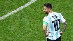 Virus Corona Tunda Impian Besar Messi di Timnas Argentina