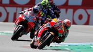 Marquez Menangi Balapan Liar di Assen