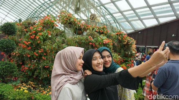 Asyik! 6 Finalis Hijab Hunt 2018 Kejar Impian ke Singapura