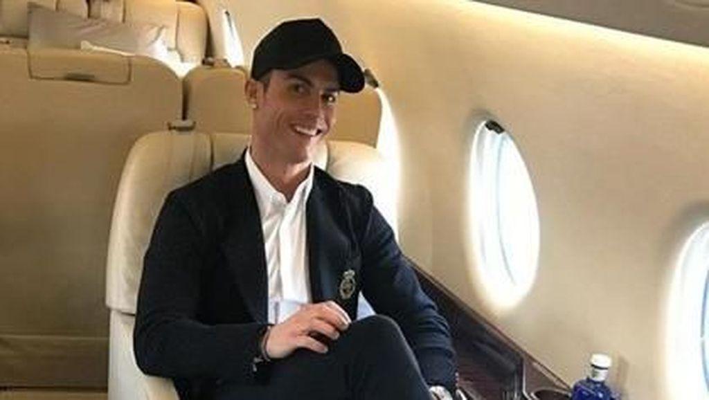 10 Gaya Miliaran Cristiano Ronaldo yang Dibeli Juventus Rp 1,7 T