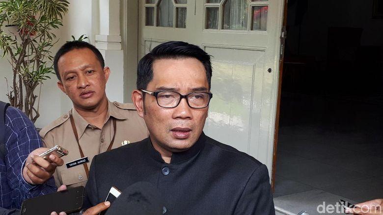 Ridwan Kamil Dapat Ucapan Selamat dari Jokowi