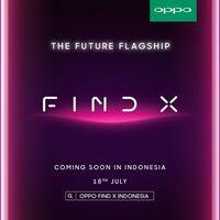 Ini Tanggal Find X Mendarat di Indonesia