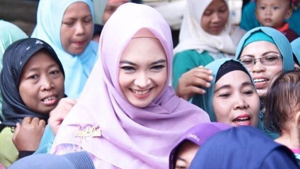 Inspirasi Gaya Hijab Formal dari Calon Wabup Bogor yang Cantik
