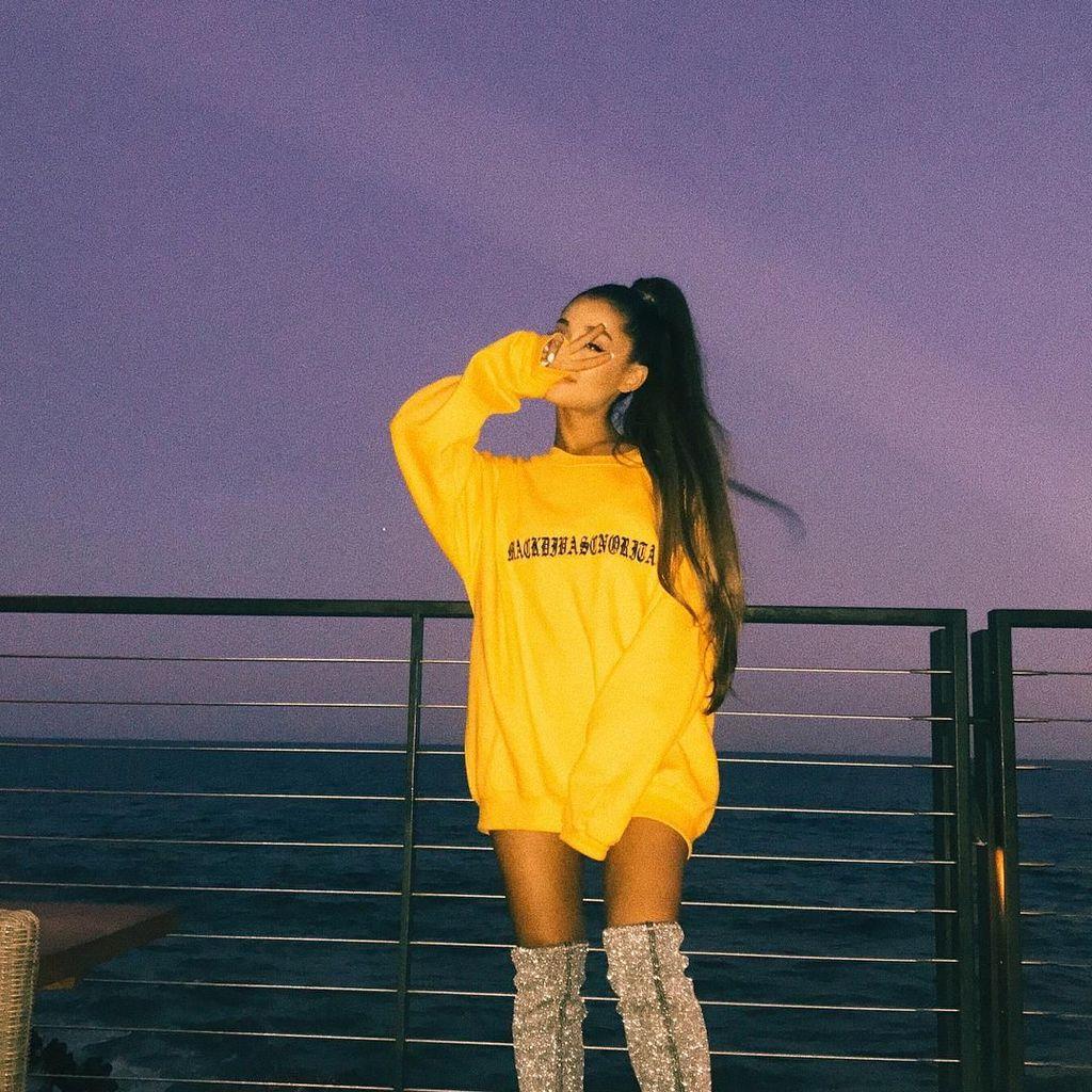 Ariana Grande Bocorkan Track di Album Barunya