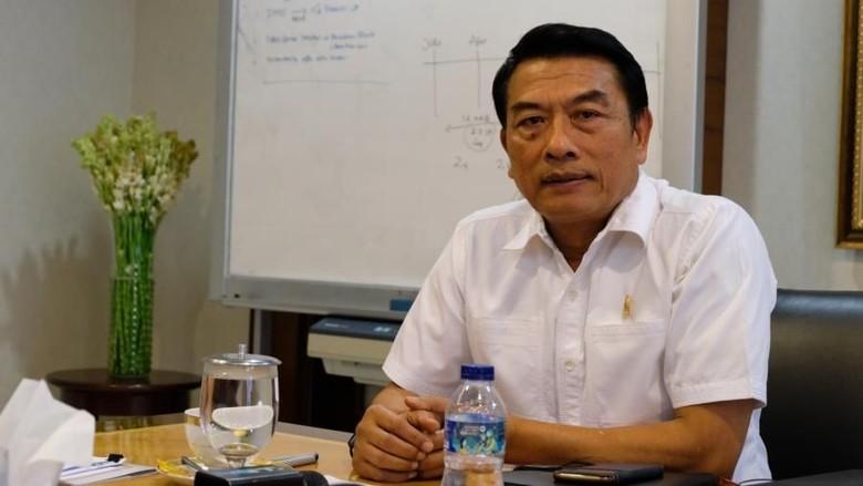 Kata Moeldoko Soal Kabar Gatot Nurmantyo Jadi Ketua Timses Jokowi