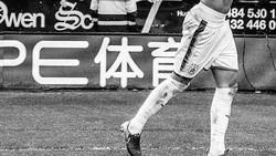 Mathias Jorgensen mencetak gol tercepat di Piala Dunia 2018. Seperti pesepakbola umumnya, Jorgensen rupanya juga punya otot yang kekar dan roti sobek lho.