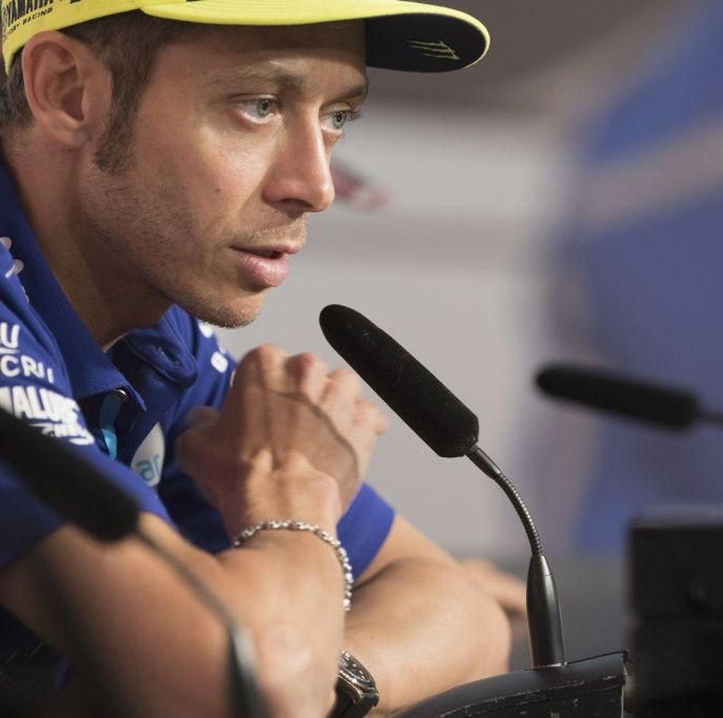 Seperti di Assen, Rossi Nantikan Balapan Sengit di Sachsenring