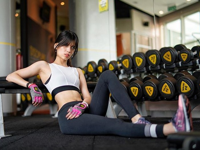 YouTuber Fitness Indonesia