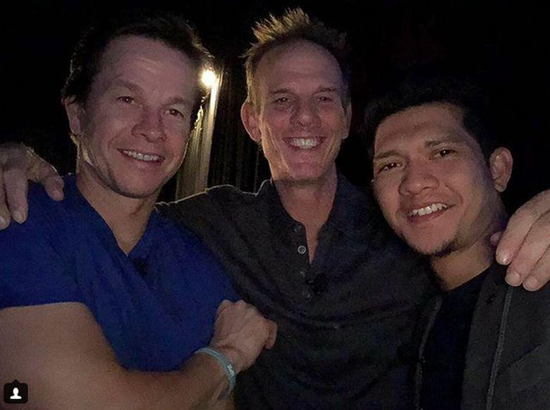 Belum lama ini Iko Uwais berperan dalam film 'Mile 22' bersama Mark Wahlberg. Dok. Instagram/iko.uwais