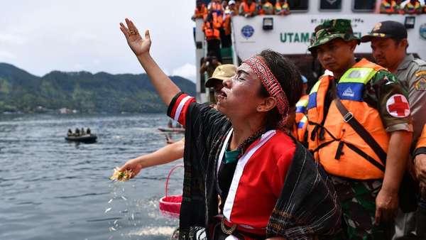 Monumen Korban KM Sinar Bangun akan Dibangun di Danau Toba