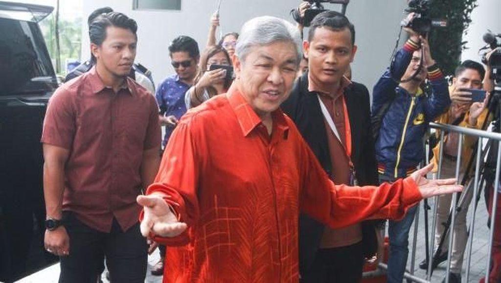 Eks Wakil PM Malaysia Dijerat 45 Dakwaan Pencucian Uang dan Suap
