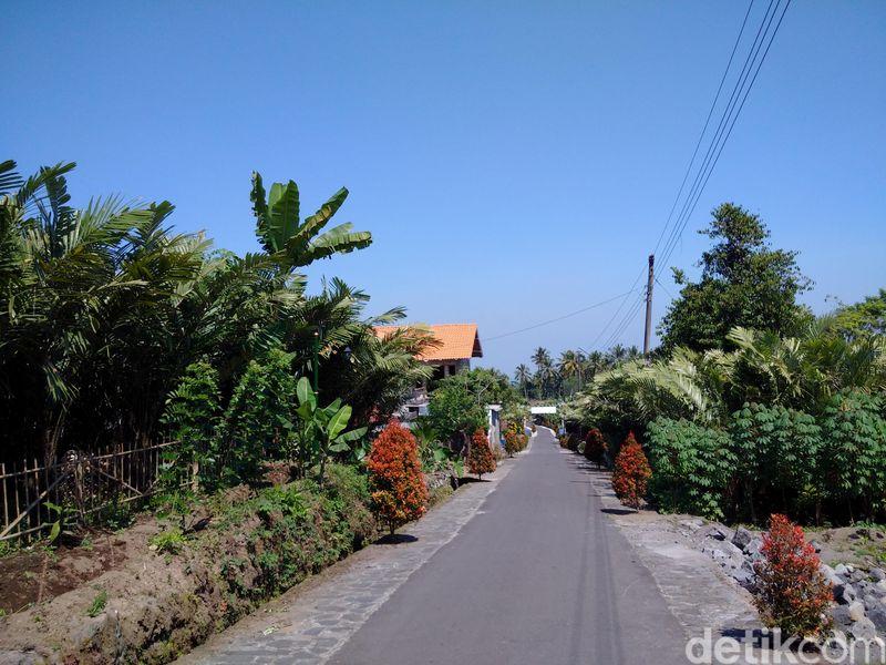 Foto Traveling Ke Sleman Asyiknya Main Ke Desa Ini