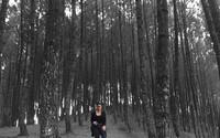 Selain pantai, Adzana juga berkunjung ke aneka destinasi wisata alam lainnya (adzanabs/Instagram)