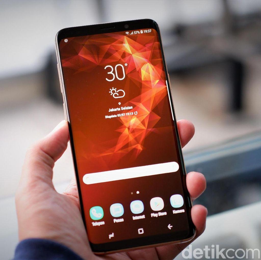 Seri Galaxy S Kemahalan? Ini Kata Samsung