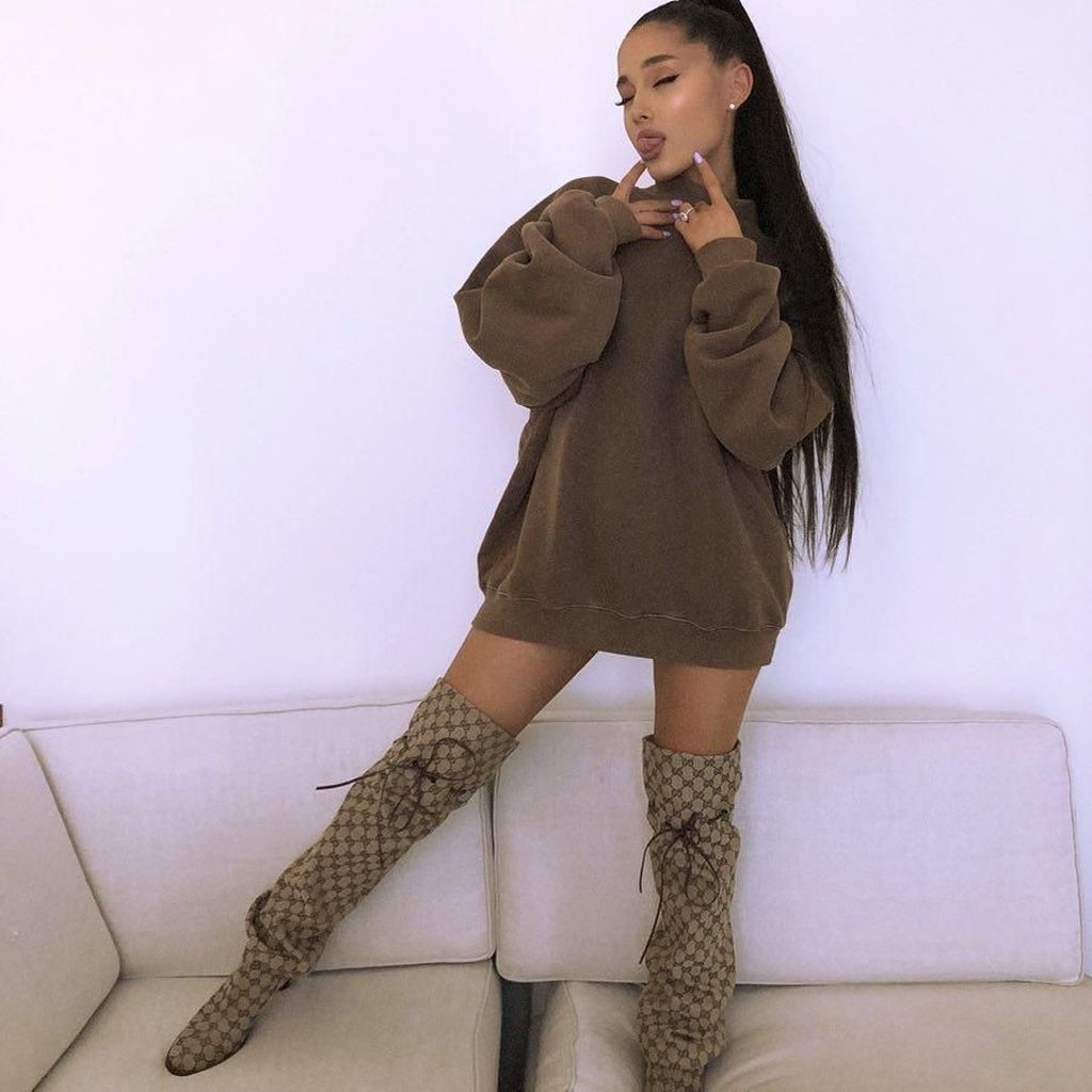 Rilis Besok, Tampilan Album Baru Ariana Grande Bocor