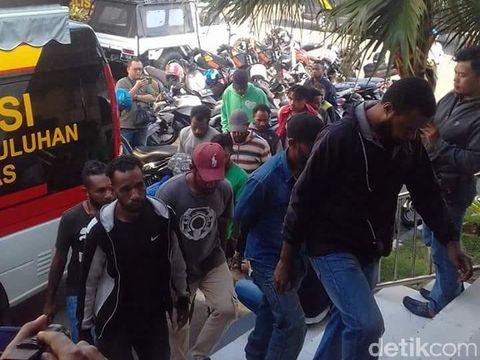 Mediasi warga dan mahasiswa asal Papua/