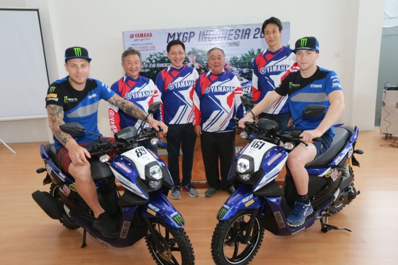 Pabrikan Motor Ini Dukung Kejuaraan Dunia MXGP Seri Indonesia