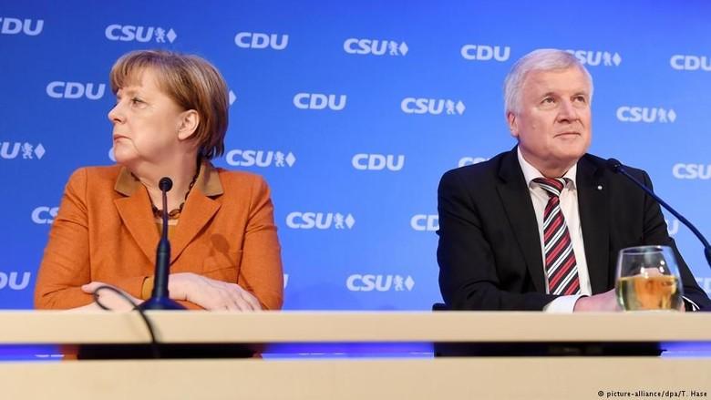 Selisih dengan Kanselir Merkel, Mendagri Horst Seehofer Akan Mundur