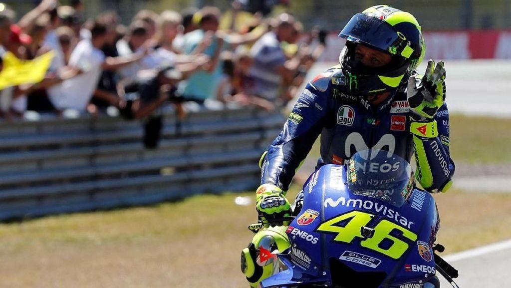 Rossi Ungkap Kekurangan Yamaha Jelang MotoGP Jerman