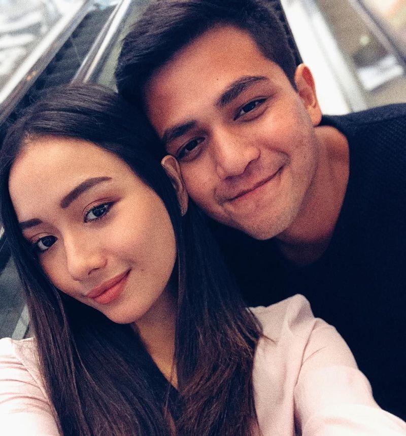 Adzana Bing Slamet dan Rizky Alatas menikah pada Minggu (1/7/2017) (adzanabs/Instagram)