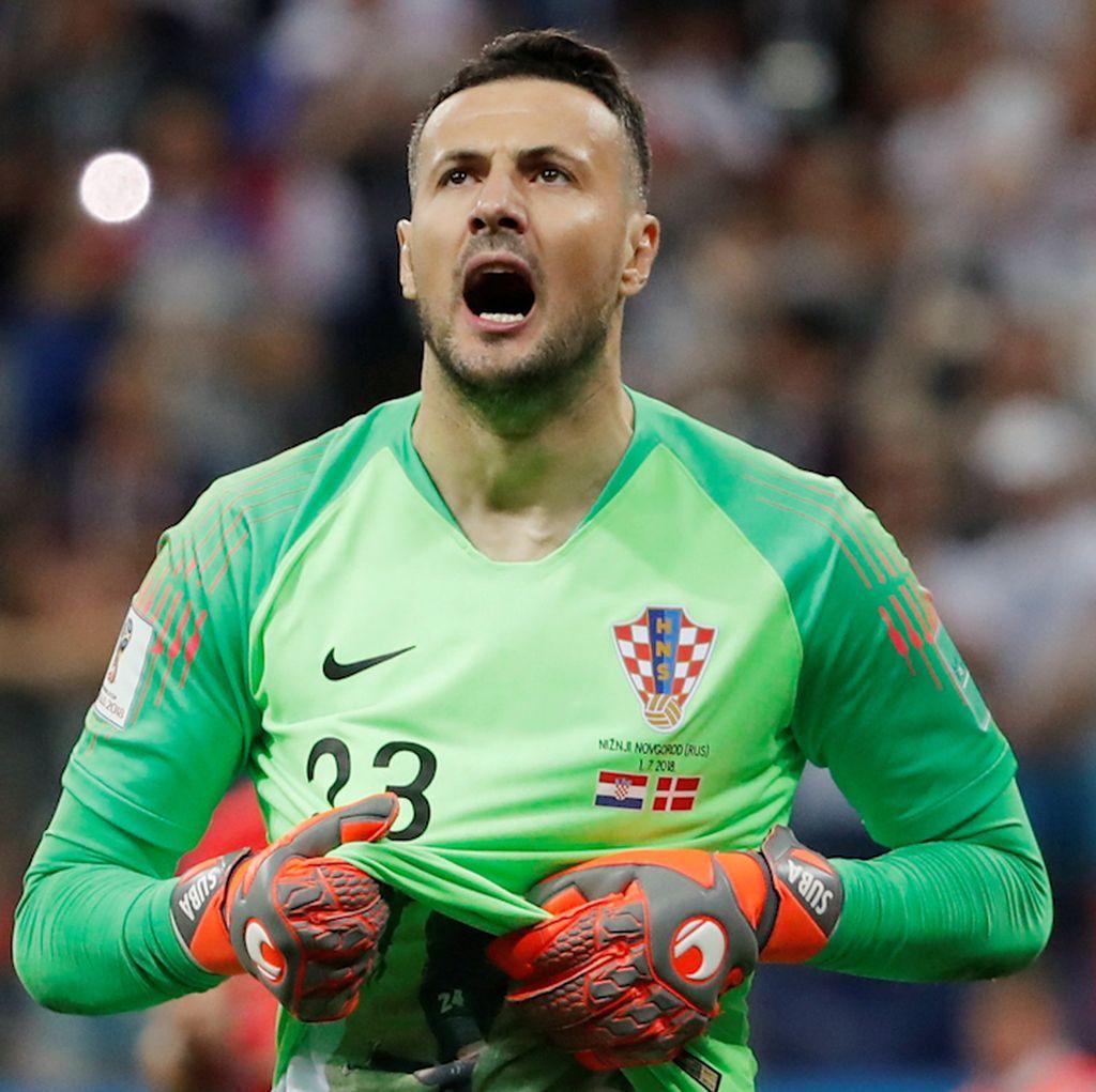 Danijel Subasic Juga Pensiun dari Timnas Kroasia