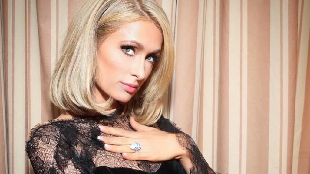 Cincin Tunangan Rp 28 M Milik Paris Hilton Ternyata KW