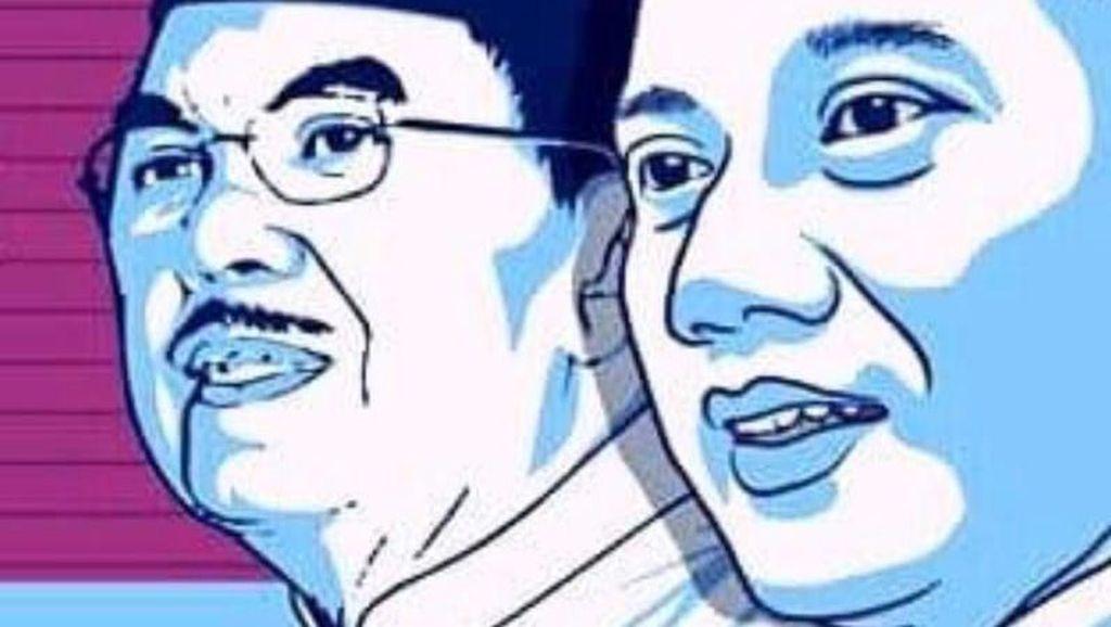 Tiga Alasan JK Ogah Duet dengan AHY Versi Ruhut Sitompul