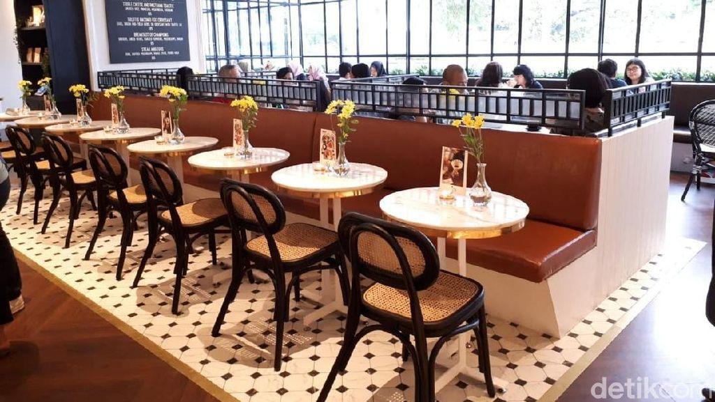 Ada Egg Benedict dan Specialty Coffee Hangat di Kafe dari Sydney Ini