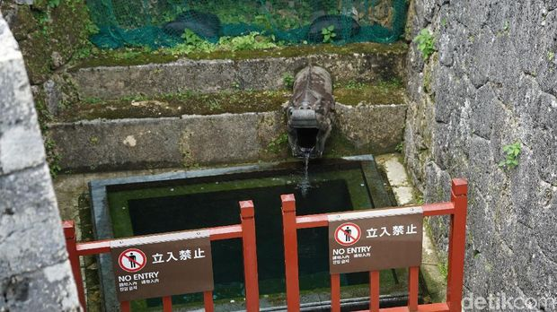 Kastil 7 Gerbang Jepang Ini Mirip Forbidden City