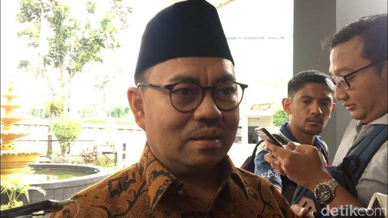 Sudirman Said Temui Presiden PKS Sohibul Iman