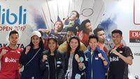 Panpel Indonesia Open Janji Tingkatkan Fasilitas Penonton